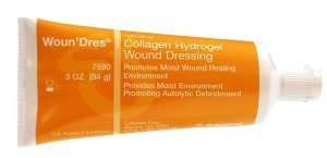 (Collagen Dressing - Item Number 1166CS - 1 oz./28 g tube - 36 Each /)