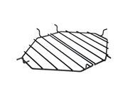 Ceramic Heat Reflector Plate - Primo 333 Roaster Drip Pan Racks for Primo Oval XL Grill, 2 per Box