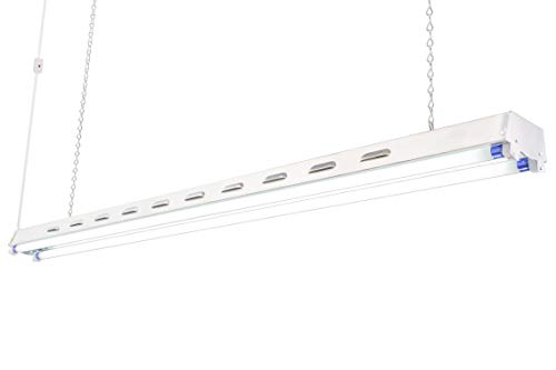 DuroLux DL842S T5 4Ft 2 Fluorescent Lamps Grow Lighting for sale  Delivered anywhere in USA