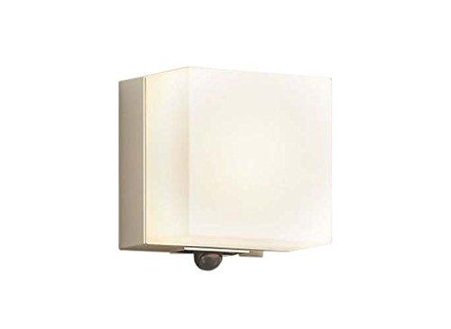 コイズミ照明 人感センサ付ポーチ灯 マルチタイプ 白熱球60W相当 ウォームシルバー AU45876L B01G8GLGU2 11476