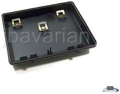 bmw 530i fuse box amazon com genuine bmw fuse box cover e32 e34 525i 530i 535i 540i 2003 bmw 530i fuse box location genuine bmw fuse box cover e32 e34 525i