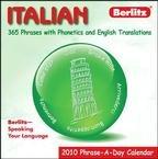 - Italian Phrase-A-Day 2010 Desk Calendar