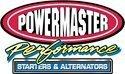 Powermaster Performance 67127 Alternator 10si Internally Regulated 100 Amp 70 Idle 1V Polished Alternator