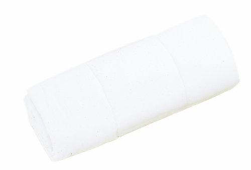 Perri's Pillow Wraps, White, 16-Inch (Pillow Wraps)