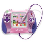 Leapster L-Max Girl Handheld [Toy] (Leapfrog Leapster L-max Learning Game System)