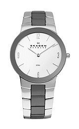 Skagen 2-Hand Analog Two-tone Men's watch #430MSMXM, Watch Central