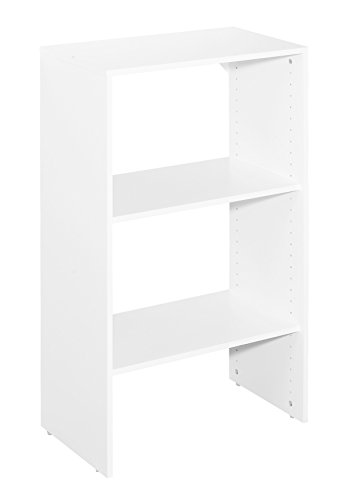 ClosetMaid 4870 SuiteSymphony 25-Inch Tower Base, Pure White