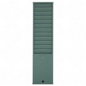 Acroprint Time Recorder 81-0107-000 Acroprint 25 Pockets Time Card Rack - 1.75 (Acroprint Green Time Card Racks)