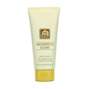 Aromatics Elixir Body Wash Gel Doccia Donna 200 Ml Clinique 4297