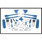 Fabtech FTS22080BK Suspension Lift Kit Component (08 F250/350 4 Link Comp Box 2)