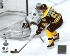 Brad Marchand Game 3 of the 2011 NHL Stanley Cup Finals Spotlight Photograph