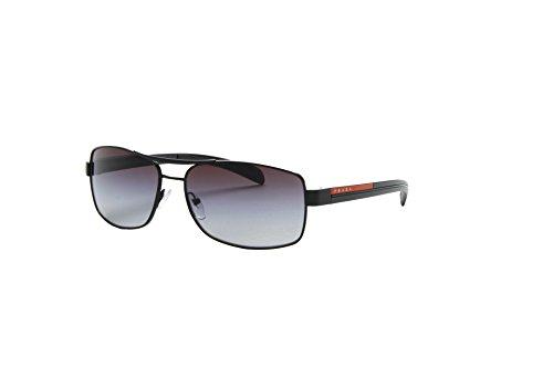 Prada Sunglasses SPS 50L BLACK 1BO-3M1 (3m1 Prada Sunglasses)