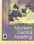 Modern Dental Assisting, Torres, Hazel O. and Ehrlich, Ann, 0721650538