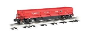 Williams By Bachmann Cp Rail O Scale Operating Coal Dump Car - Operating Uncoupling Track