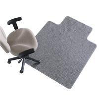 475627 Part# 475627 Chair Mat Standard Lip 36x48 Clear Ea from Office Depot