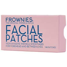 Frownies Eyes And Mouth - Frownies Forehead & Between Eyes, 144 Patches
