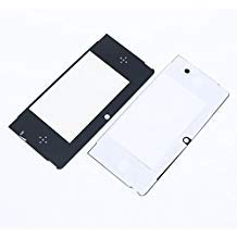 New Top Front LCD Screen Glass Lens Cover Replacement for Nintendo 3DS - New Lcd Screen Glass