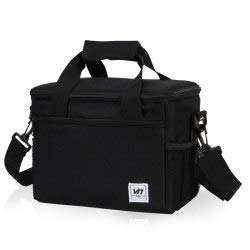 Square Thermal Bag Women/Men Lunch Bag Cooler Beam Port Lunch Box Lady Handbag Children/Kids Lunch Bags/Insulation Package
