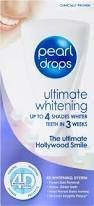 Pearl Drops Ultimate White Toothpaste (50ml)