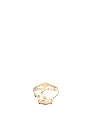Women's Sandals Gold Carmela Factory Strap T Guess 4z5xqX