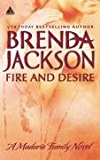 Fire and Desire (Madaris Family Novels Book 6)