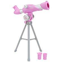 Edu Science 50mm Telescope - Land & Sky II - Pink