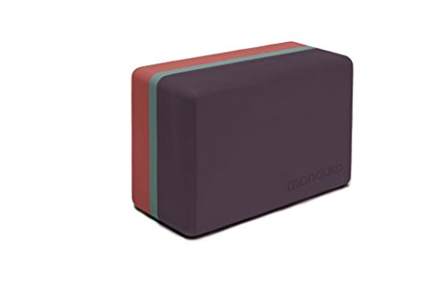 Manduka Recycled Foam Yoga Block, Indulge