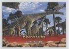 Giraffatitan (Trading Card) 2015 Upper Deck Dinosaurs - [Base] - Extinction Red #27