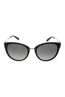51ac936042 Amazon.com   Michael Kors Mk 6040 312911 Abela Iii - Black grey Gradient  Sunglasses For Women   Beauty