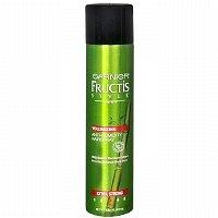 Garnier Fructis Style Volumizing Anti-Humidity Hairspray Extra Strong 8.25 oz (Pack of 2)