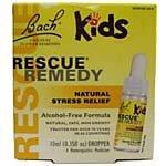 Bach Flower Remedies Bach Kids Rescue Remedy 10 ml - 3PC