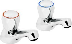 Contract Taps Bath 2 Pack GREAVES&CO
