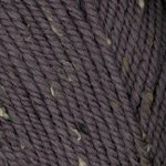 Plymouth (1-Pack) Encore Worsted Tweed Yarn Grape Jam T461-1P