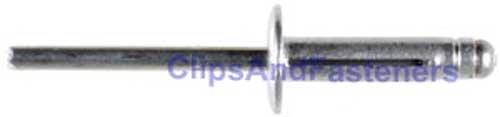 15 Chrysler 3/16 Split-Type Rivets 68048610-AA (Split Aa)