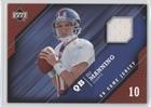 Eli Manning (Football Card) 2005 Upper Deck - UD Game Jerseys - Card 2005 Ud