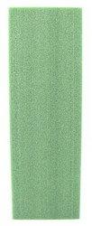 """Florist Supplies styrofoam® sheet green 1"""""""