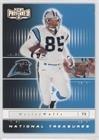 Wesley Walls #320/400 (Football Card) 2001 Playoff Preferred - [Base] - National Treasures Silver #59 320 Wall