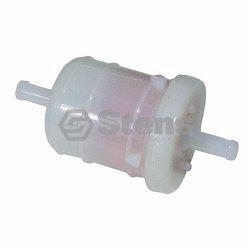 Silver Streak # 120678 Fuel Filter for ARIENS 2154180, EXMARK 108-3831, GRASSHOPPER 101005, J