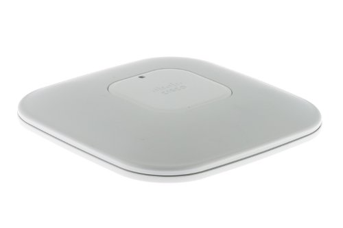 Cisco Aironet 3500 Series - AIR-CAP3502I-A-K9 Controller-based AP (2x3 (MIMO)Dual Band 2.4GHz and 5GHz Radios, Layer 3, 802.11n, PoE, Requires a Compatible WLAN Controller) by Cisco (Image #2)