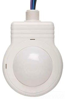 Hubbell HMHB2LVPCW 24VDC Watertight High Bay PIR Sensor with Photocell, White (Detector Photocell)