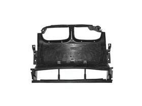 BMW 3-series ( 99-05 4 door) Air Duct Panel Center behind Bumper and Grille