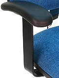 BenchPro Deluxe HD Cleanroom Lab Polyurethane Chair / workbench stool with Aluminum base and adjustable arm