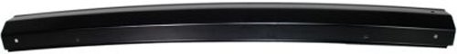 Crash Parts Plus Painted Black Steel Rear Bumper for 1997-2001 Jeep Cherokee CH1102347, CH1102338