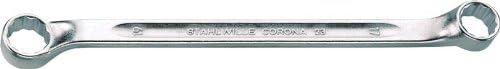 Stahlwille 41071213 23 Doppelringschl/üssel Corona 12 x 13 mm