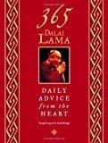 By Dalai Lama XIV - 365 Dalai Lama: Daily Advice from the Heart (2004-10-15) [Paperback]