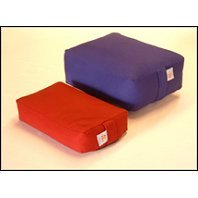 長方形瞑想クッション:カラー& Ndsh ;パープル、Filling & Ndsh ; Buckwheat   B000RH2PSQ