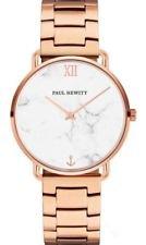 Paul Hewitt Reloj Analógico para Mujer de Cuarzo con Correa en Acero Inoxidable PH-M-R-M