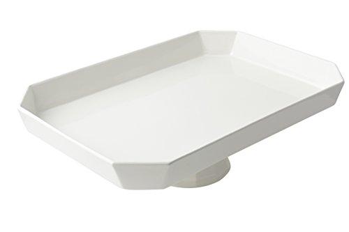 (Bon Chef 50959106 Aluminum Pedestal Octagonal Casserole, 22