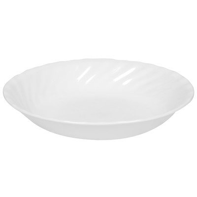 Corelle Vive Enhancements Sculptured Salad / Pasta Bowl, 20-OZ [Set of 6] ()