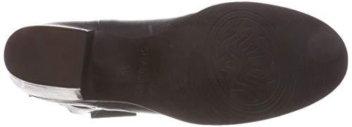 0001 Shs0254 Femme Noir Shabbies Amsterdam Bottines wXZqx76